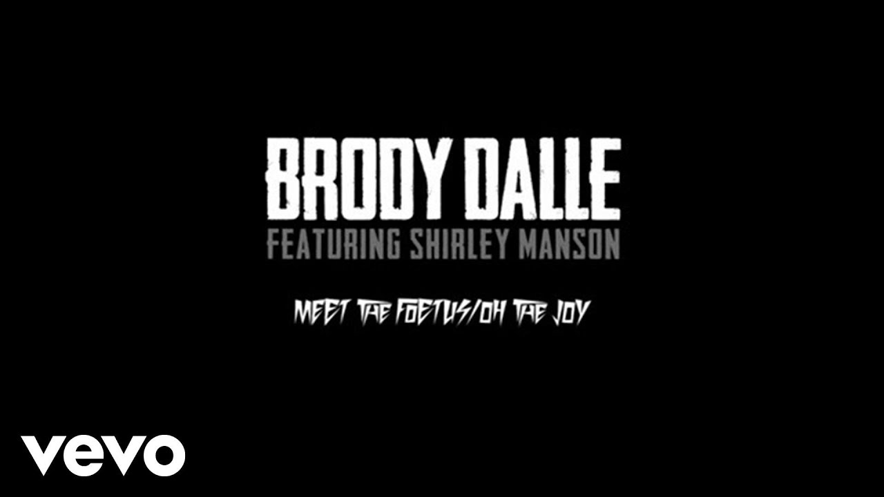 brody dalle meet the foetus chords on a guitar
