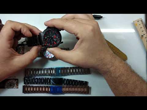 Как подобрать размер браслета для своих наручных часов