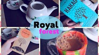 Полезные вкусняшки от RoyalForest/правильное питание