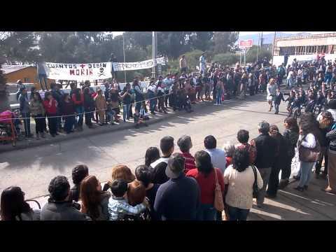 LOS MÚSICOS DE SIEMPRE DESFILE 21/MAYO/2014 EN HUASCO