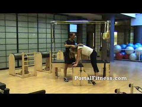 Pilates en Combo Chair, Técnicas Correctas e Incorrectas