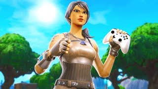 High Kill Solos | Pro Controller Player (Fortnite Battle Royale)