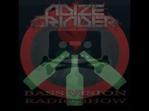 NØIZE GRINÐER - Mix @ Bass Vision Radio Show (FMR, Toulouse)