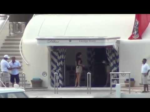 Mega Yacht  'DILBAR'