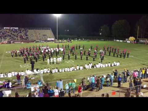 Robertsdale High School Band - Youth Night 2016