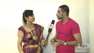 Karunya (Indian Idol, 2nd Place) speaking to Desiplaza TV during his visit to Dallas
