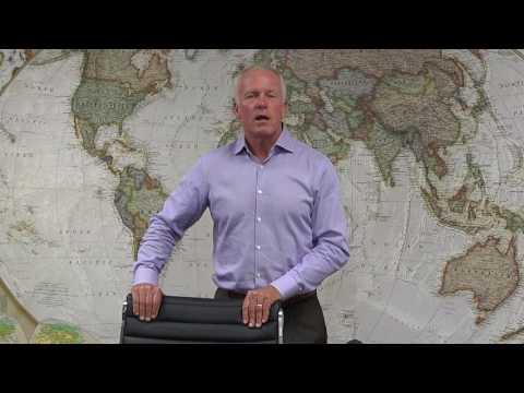 Steve Bray;  the origins of Giving University