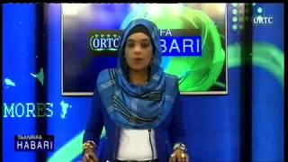 ORTC   TAARIFA HABARI  05 06 2017