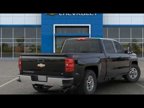 New 2019 Chevrolet Silverado 2500HD WISCONSIN, WI #Z9377