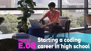 Hustle: A Teenage Coder with a Passion for App Development
