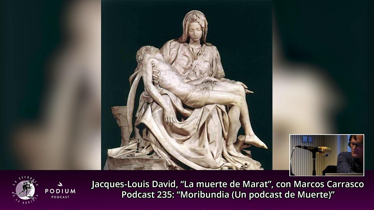 Marcos Carrasco Y La Muerte De Marat De Jacques Louis David