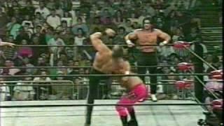 Baixar WCW: Chris Benoit & Arn Anderson vs. American Males (português)