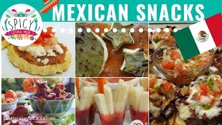 5 Fast and Easy Mexican Food  Recipes | Mexican Food - Spicy Latina Mom