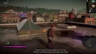 Infamous first light gameplay part 7