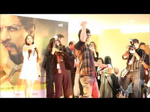 Shahrukh Khan rocks his fans in Dubai at Raees promotions - by Rabea Natasha Ahmed