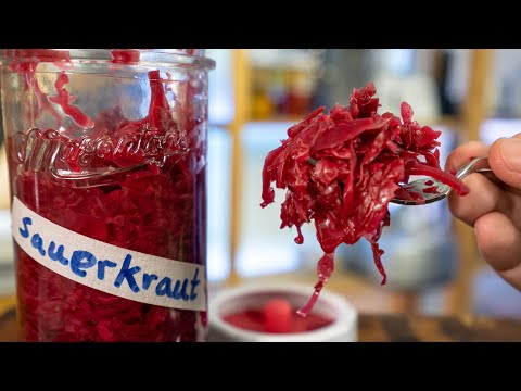 Sauerkraut Simple Beginners Recipe