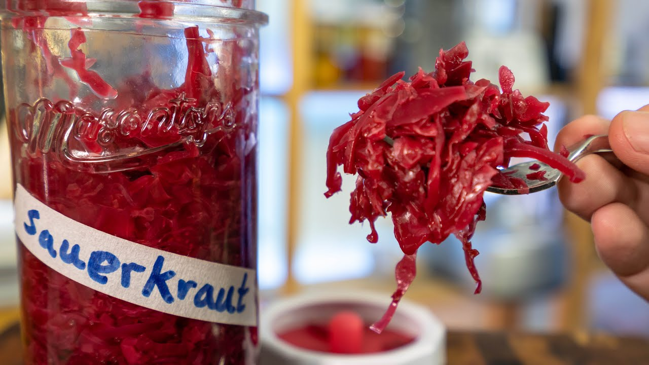Sauerkraut Simple Beginners Recipe