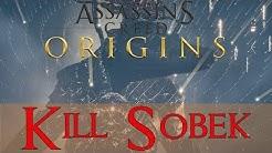 Assassins Creed Origins Kill Sobek - Wie man einen Gott tötet - Prüfung der Götter Woche #2