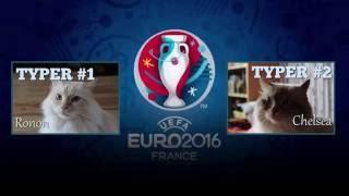 Kto wygra mecz Euro 2016 Francja - Islandia? Kocie Typy