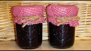 How to Make Homemade Blueberry Jam