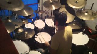 alter bridge- watch over you drum cover