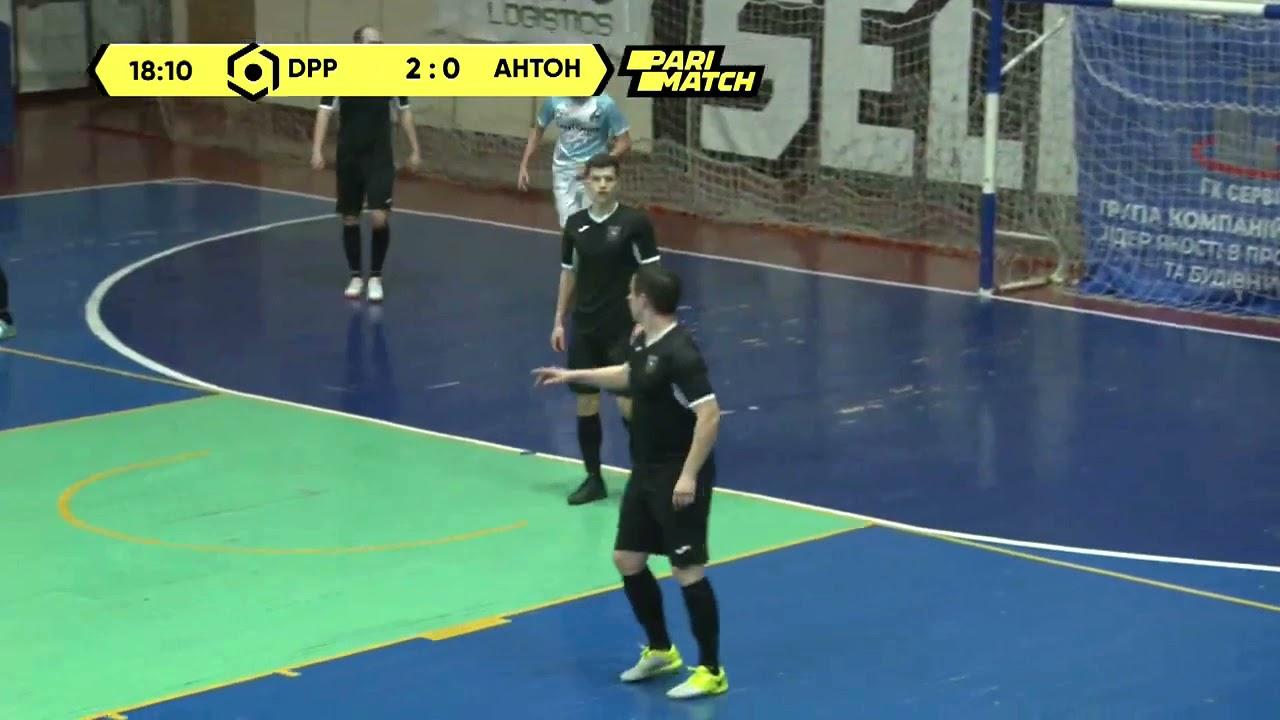 Огляд матчу | DPP 3 : 1 ДП Антонов
