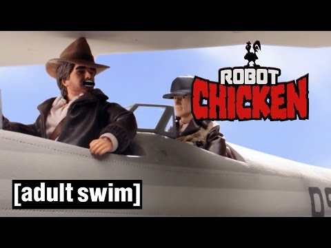 The Best of Indiana Jones | Robot Chicken | Adult Swim
