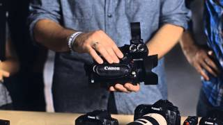 Canon: How to Film Films with Filmmaking with Ryan Connolly - Ep1, Choosing the right camera