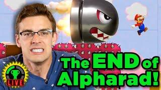 Alpharad is OVER! | Super Mario Maker 2 (Alpharad World Ending)