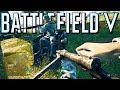Battlefield 5: New Map Panzerstorm! (Battlefield V Multiplayer Gameplay)