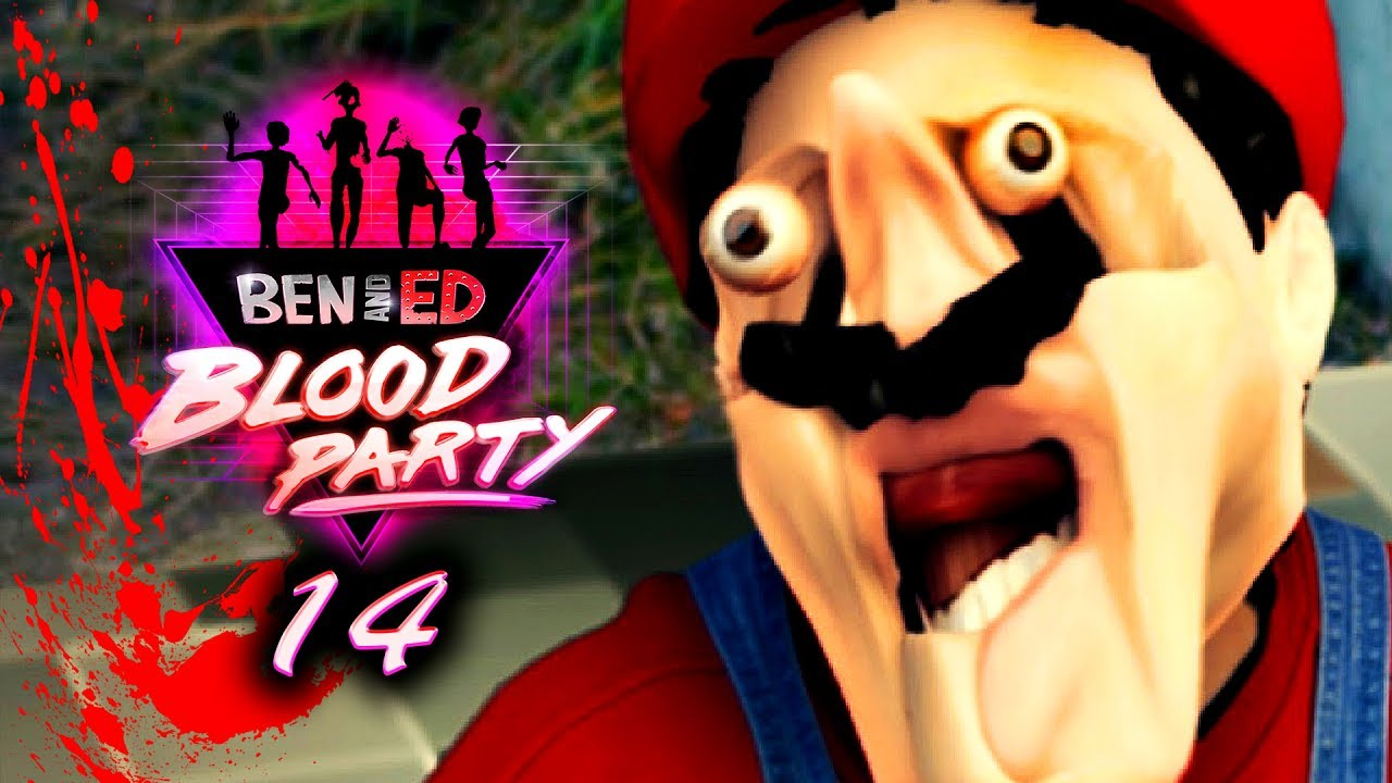 Ben and Ed - Blood Party Windows game - Indie DB