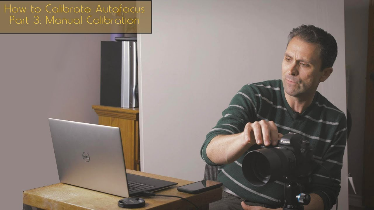 ATP: How To do Lens Calibration | Part 3: Manual Calibration | 4K
