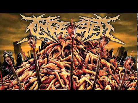 Ingested - Revered by No One, Feared by All (FULL EP)