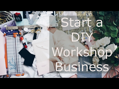 Start a DIY Workshop Business with Lacy Fitzpatrick