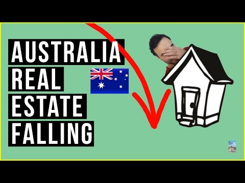 🇦🇺Australia Real Estate WORST DROP Since 1990! Prices Down 8.2% In Sydney!