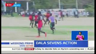 KCB and Nondies stormed the Dala sevens quarterfinals after two straight wins