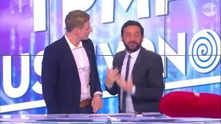 TPMP sous hypnose: Matthieu Delormeau chante en arabe