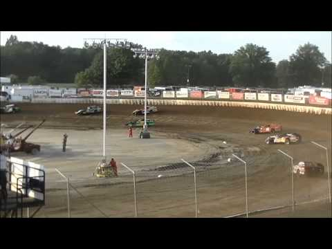 Limaland Motorsports Park Modified Heat  7/24/15