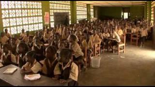UNICEF: Free primary education in Liberia