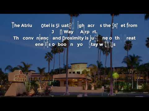 ATRIUM Hotel - Orange County