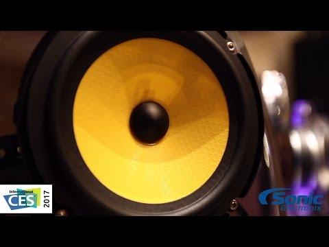 JL Audio C1 Series Car Speakers | CES 2017