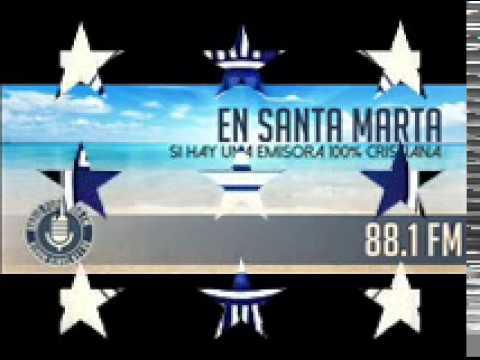 Radio pura vida fm Santa Marta  Luis Romero 07 08 17