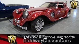 #60 1986 Spartan II gateway classic cars Las Vegas
