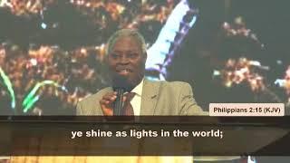 Living For God Glory As Shining Saints vfr - Pas W.F. Kumuyi