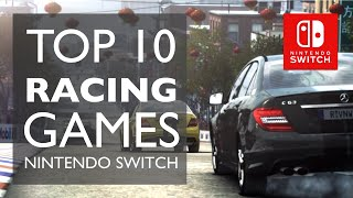 Top 10 Racing Driving Games On Nintendo Switch In 2019