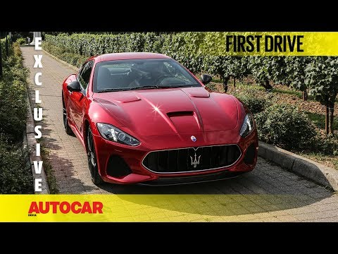 Maserati GT | First Drive | Autocar India