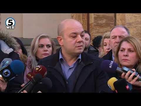 ВМРО-ДПМНЕ со информација до ОБСЕ за приведените пратеници