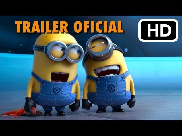 MI VILLANO FAVORITO 2 -- Trailer -- Oficial HD [Universal Pictures] Videos De Viajes