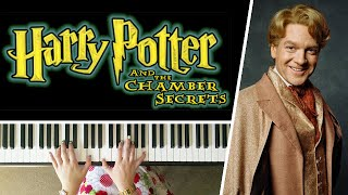 Gilderoy Lockhart from Harry Potter and the Chamber of Secrets - Piano Cover