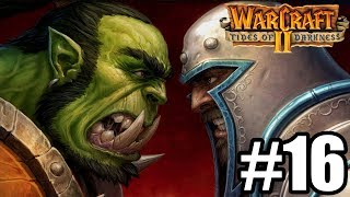 ATAK NA ZUL'DARE - Let's Play Warcraft 2 Tides of Darkness #16 [KAMPANIA LUDZI]